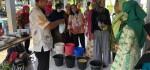 Para Ibu PKK Kelurahan Purworejo Ikuti Pelatihan Batik Ecoprint