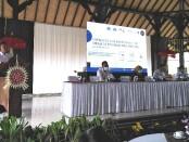 Kemenparekraf bersama Pemprov Bali menggelar promosi protokol kesehatan di seluruh destinasi wisata di Bali dengan program 'Implementasi Protokol CHSE Melalui Program We Love Bali' - foto: Koranjuri.com