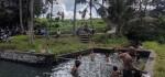 Usai Hari Raya Kuningan, Obyek Wisata Spiritual Taman Sari Diserbu Pengunjung