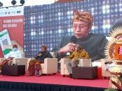 Simakrama atau dialog kepariwisataan ketiga di Desa Penglipuran, Bangli, Selasa (20/10/2020) - foto: Istimewa/Koranjuri.com