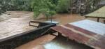 Bencana Akibat Hujan Deras Terjadi di Gianyar dalam Semalam