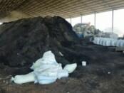 Pupuk organik di TPA Temesi Gianyar - foto: Catur/Koranjuri.com