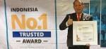 PDAM Purworejo Raih Trusted Award Melayani di Masa Pandemi