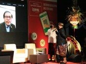 Simakrama Kepariwisataan Dalam Tatanan Kehidupan Bali Era Baru kerjasama Pemerintah Provinsi Bali bersama Kemenparekraf di Panggung Terbuka, Discovery Mall, Kuta, Badung, Bali, Jumat, 23 Oktober 2020 - foto: Istimewa