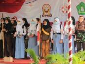 Memperingati Maulid Nabi Muhammad SAW 1442 H dan Sumpah Pemuda, SMK Kesehatan Purworejo menggelar berbagai kegiatan lomba - foto: Sujono/Koranjuri.com