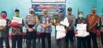 Kerja Bareng Polres, DPPKP Purworejo Serahkan Bantuan ke Petani
