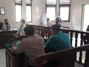 Saksi ahli dalam persidangan gugatan wanprestasi yang dilaporkan kuasa hukum Togar Situmorang di PN Denpasar - foto: Istimewa