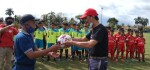 ISP Purworejo Launching Perdana SSB ISP Football Academy