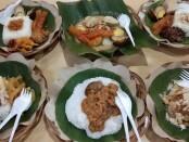 Varian menu Gudeg Nyah Tin - foto: Koranjuri.com