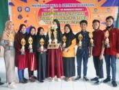 SMK Muhammadiyah Purworejo, berhasil menjadi juara umum pada event Individual Virtual Drum/Marching Band Competition se Kabupaten Purworejo, yang diselenggarakan oleh Gita Nada Baskara Purworejo pada 28 September - 7 November 2020 - foto: Sujono/Koranjuri.com
