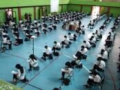 Proses seleksi dalam penerimaan pegawai BKK Purworejo - foto: Sujono/Koranjuri.com