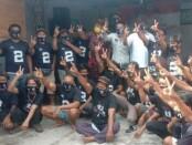 Warga asal Karangasem yang membentuk komunitas Semeton Ampet yakni Angan Telu, Munti, Pedahan, dan Tianyar, membulatkan tekad mendukung Paslon AMERTA - foto: Istimewa