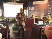 Obrolan Santai BI Bareng Media (OSBIM) yang digelar Kantor Perwakilan wilayah Bank Indonesia Provinsi Bali (KPWBI) di Sanur, Denpasar, Selasa, 24 November 2020 - foto: Istimewa