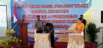 SMKN 4 Purworejo Serahkan Bantuan Kapal Hasil Project Work