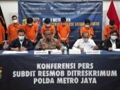 Polda Metro Jaya akan terus memburu begal pesepeda yang meresahkan warga Ibukota - foto: Bob/Koranjuri.com