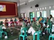 Diskusi Sharing Bisnis Wirausaha Muda SMKN 7 Purworejo, dengan tema 'Tetap Kreatif dan Produktif di Masa Pandemi,' Kamis (03/12/2020) - foto: Sujono/Koranjuri.com