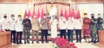BNPT-Forkopimda Bali Susun Strategi Pertukaran informasi Cegah Terorisme