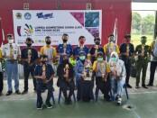 Sebagian dari para juara LKS SMK 2020 tingkat Kabupaten Purworejo - foto: Sujono/Koranjuri.com