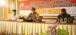 Polres Gianyar Gelar Rapat Koordinasi Operasi Lilin Agung 2020
