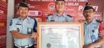 Rutan Purworejo Terima Penghargaan WBK dari KemenpanRB