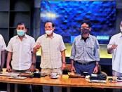 Foto bersma jajaran petinggi pengurus  KONI Bali - foto: Koranjuri.com