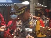 Direktur Lalu Lintas Polda Metro Jaya Kombes Pol Sambodo Purnomo Yogo - foto: Istimewa