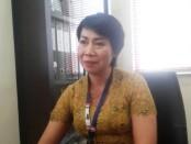 Kepala Cabang JNE Bali Nyoman Alit Septiniwati