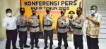 Selama 2020, Polres Purworejo Tangani 164 Kasus Kejahatan Konvensional