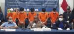 Perampok Swalayan Bersenjata Clurit Digulung Jatanras Polda Metro Jaya