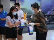 Ilustrasi wisatawan domestik yang masuk ke Bali melalui Bandara Ngurah Rai - foto: Istimewa