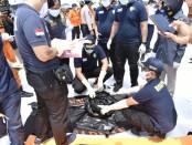 Tim SAR Gabungan mencari serpihan pesawat Sriwijaya Air Penerbangan SJ-182 - foto: Istimewa