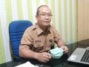 Kepala Dinas Lingkungan Hidup Kabupaten Purworejo, Bambang Setyawan - foto: Sujono/Koranjuri.com