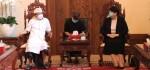 Bertemu Gubernur, Konjen Jepang Nilai Penanganan Covid-19 di Bali Sangat Baik