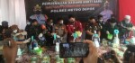 Polres Metro Depok Musnahkan 44 Kg Sabu-sabu