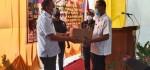 Bupati Purworejo Serahkan Bantuan Puluhan Ribu Masker dari Yayasan Ikhlas Tambora
