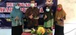 Peringati Hari Pusaka, SMK Kesehatan Purworejo Potong Tumpeng