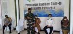 Jajaran Forkopimda Awali Vaksinasi Corona Massal di Kabupaten Purworejo