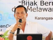 Ketua Serikat Media Siber Indonesia (SMSI) Provinsi Bali, Emanuel Dewata Oja (Edo) - foto: Istimewa