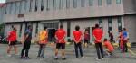 Strength Trainning Awali Program PPF Level 2 Nasional Hari Kedua di Yogya