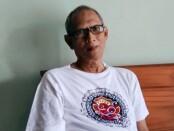 Akhmad Fauzi, salah satu pembina pada Yayasan Manggala Praja Adi Purwa - foto: Sujono/Koranjuri.com