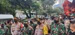 Pastikan Prokes Berjalan, Kapolda Metro Jaya dan Pangdam Jaya Sambangi Pasar