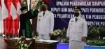 Agus Bastian dan Yuli Hastuti Resmi Dilantik Sebagai Bupati dan Wakil Bupati Purworejo
