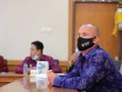 Sidang permohonan pewarganegaraan di Kantor Wilayah Kementerian Hukum dan HAM Bali, Selasa, 2 Maret 2021 - foto: Istimewa