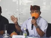 Sekretaris Satgas Penanganan Covid-19 Provinsi Bali I Made Rentin - foto: Istimewa