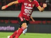 Ilija Spasojevic (Bali United) - foto: Yan Daulaka