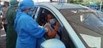 750 Pengemudi Taksi Ikuti Vaksinasi Drive Thru