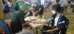 Ribuan Petugas Bandara Ngurah Rai Bali Tuntas Vaksinasi Covid-19