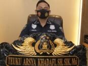 Kasat Reskrim Polres Metro Jakarta Barat AKBP Teuku Arsya Khadafi - foto: Istimewa