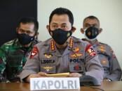 Kapolri Jenderal Listyo Sigit Prabowo - foto: Istimewa