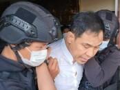 Sekretaris Umum Front Pembela Islam (FPI) Munarman ditangkap Densus 88, Selasa (27/4/2021) - foto: Istimewa